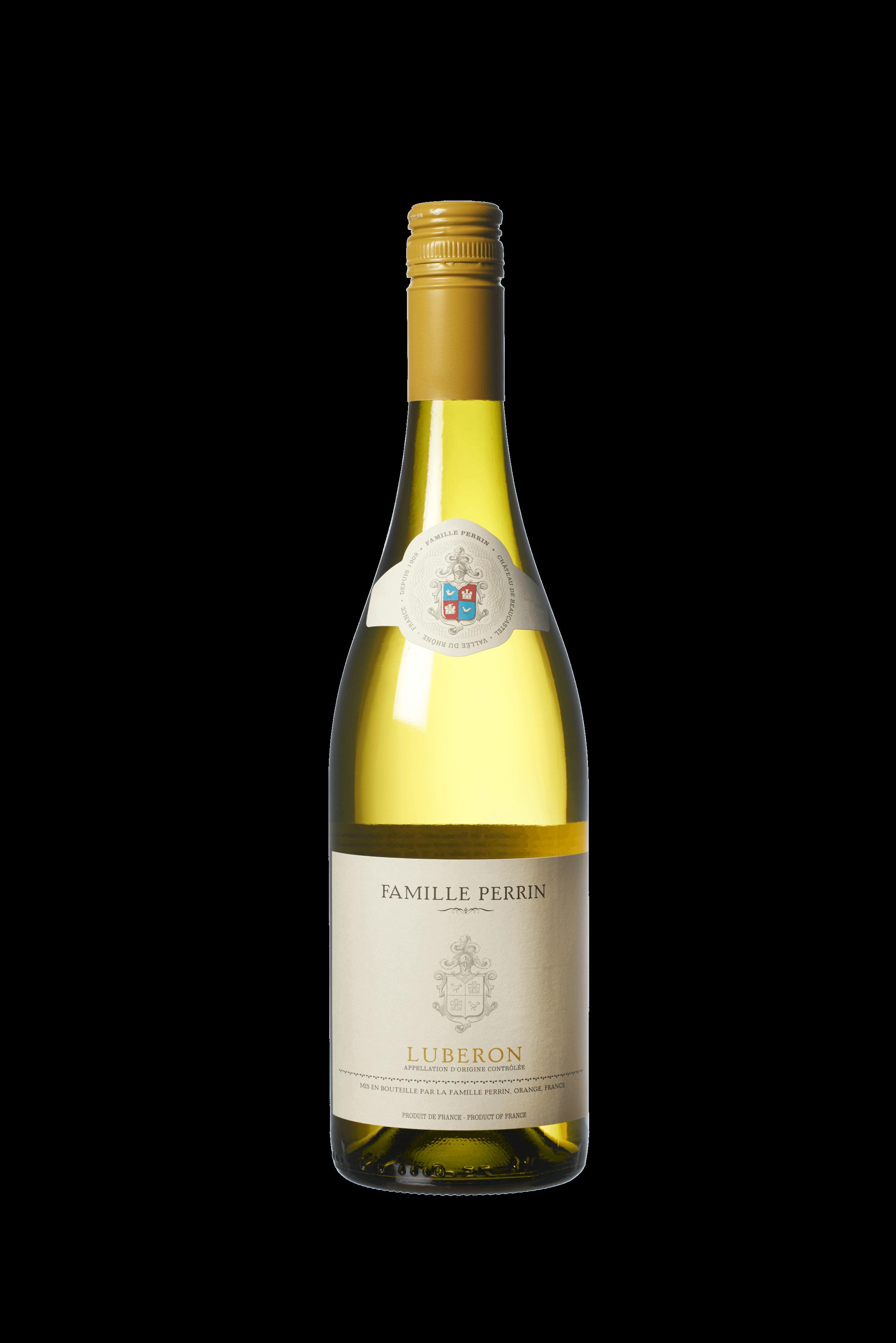 Famille Perrin - Luberon Blanc, AOC 2018