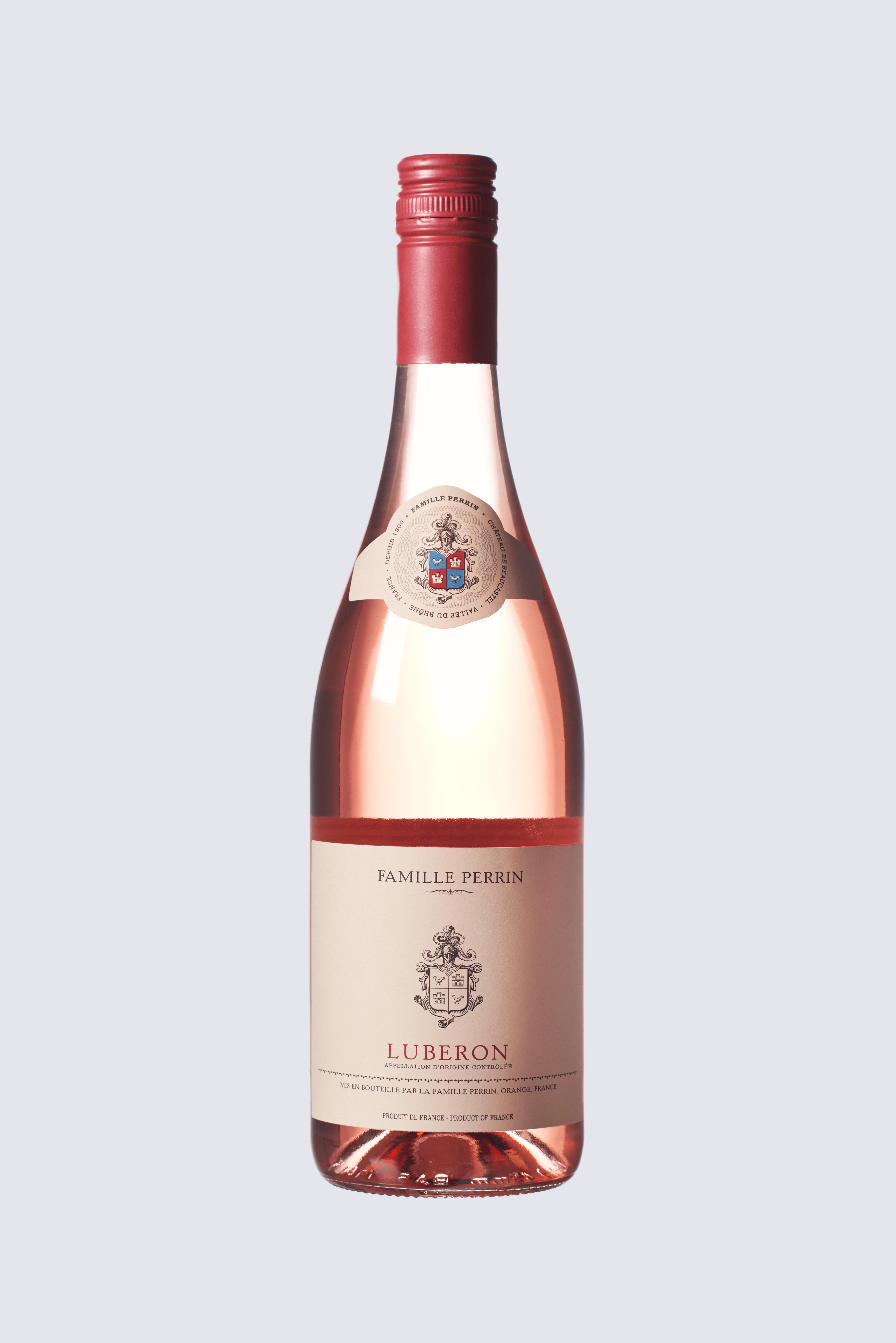 Famille Perrin - Luberon Rose, AOP 2018