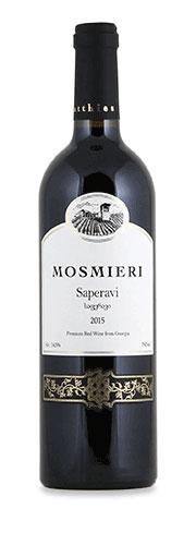 Mosmieri - Saperavi Premium 2015