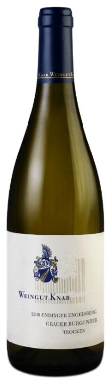 Weingut Knab - Grauer Burgunder 'Spätlese', Endinger Engelsberg, Kabinett 2019