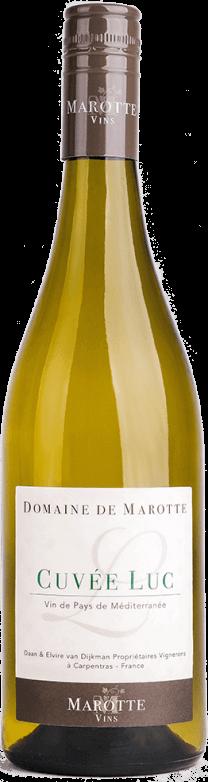 Domaine de Marotte – Cuvée Luc Blanc, 2018