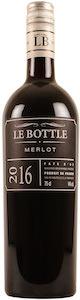 Le Bottle • Merlot, Vin de Pays d'Oc 2017