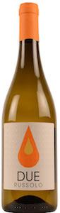 Russolo DUE Sauvignon e Chardonnay, IGT 2018