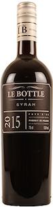 Le Bottle • Syrah, Vin de Pays d'Oc 2017